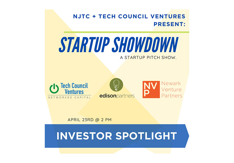 Startup Showdown EP1 – Jersey Strong