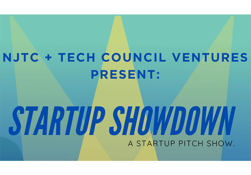 Tech Council Ventures & NJTC launch new show: Startup Showdown