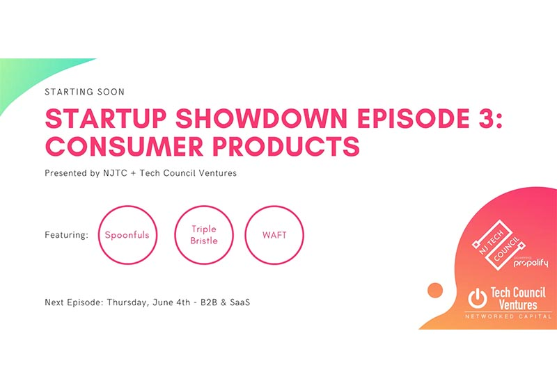 Startup Showdown EP3 – Consumer Products