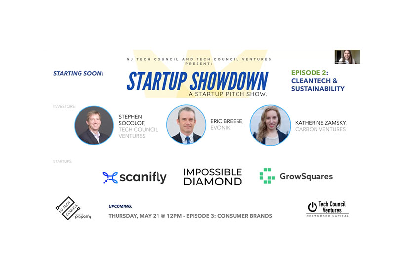 Startup Showdown EP2 – Cleantech & Sustainability