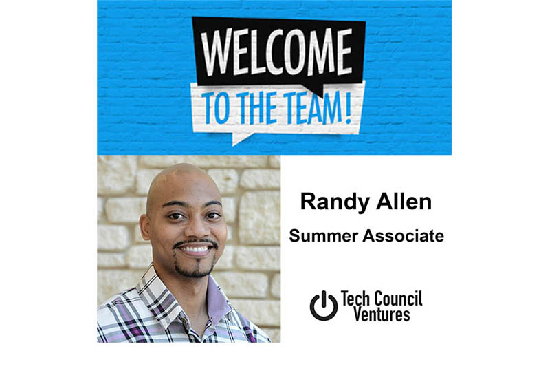 Ranulfo (Randy) Allen, PhD joins Tech Council Ventures as Summer Associate